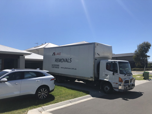 Furniture Removals Geelong To Melbourne Regional Jake Move Amazing Furniture Removals Exterior
