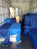 Furniture Removalists Melbourne Trucks