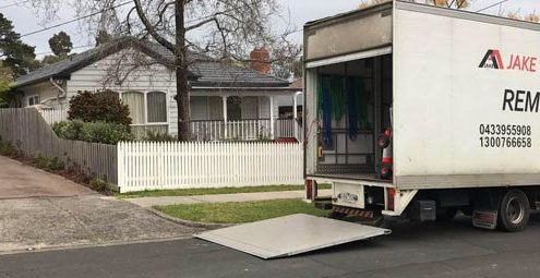 Furniture Removal St Kilda