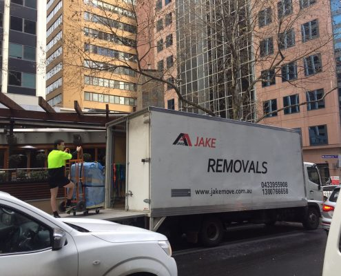 Office Relocation Melbourne CBD to Box Hill