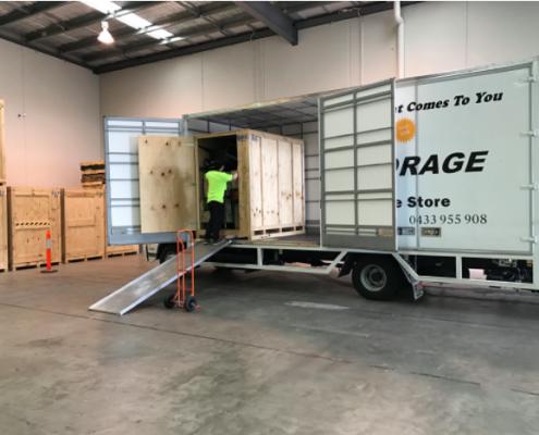 Mobile Storage Melbourne Ringwood East