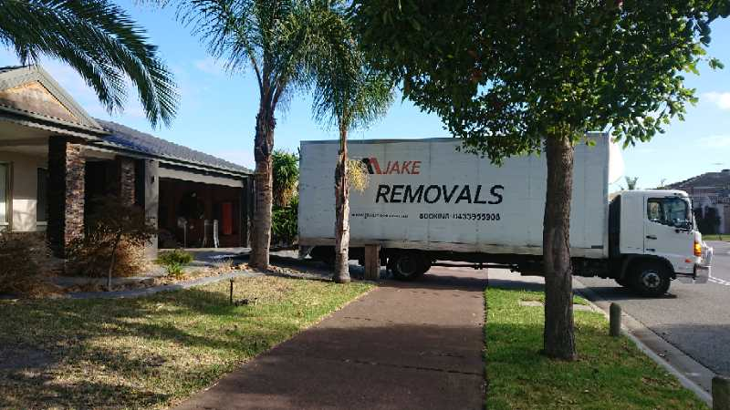 South Yarra apartment move