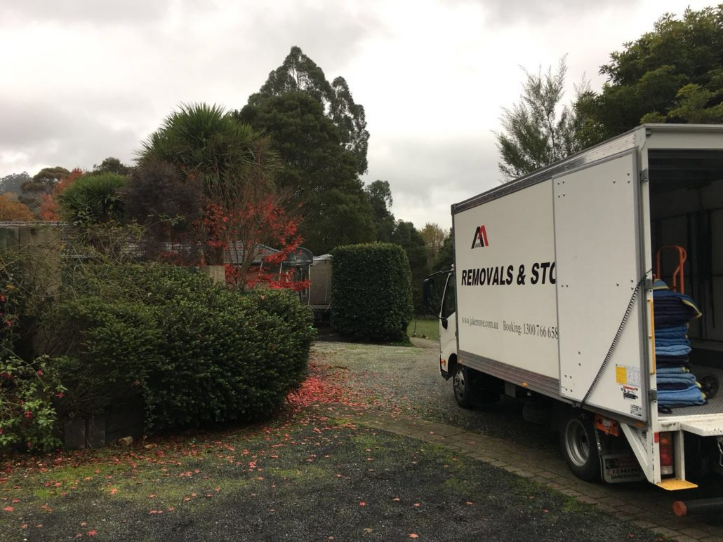 Removals Melbourne Moving Home