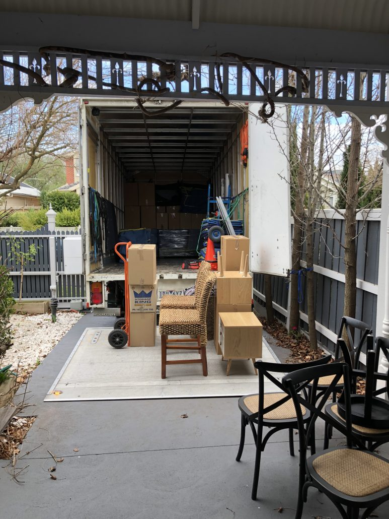 A Small House Removals Melbourne