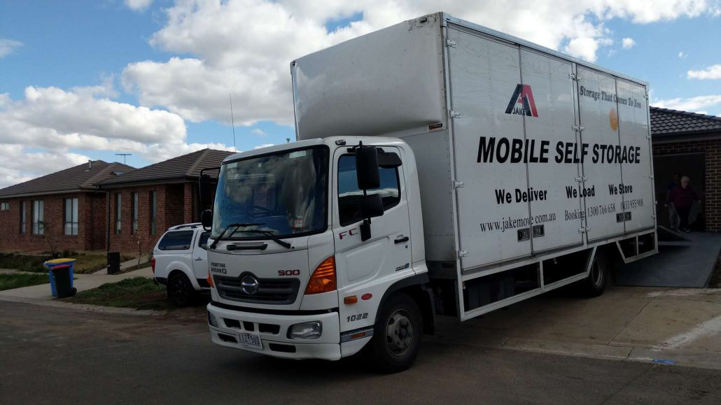 Mobile Storage Melbourne