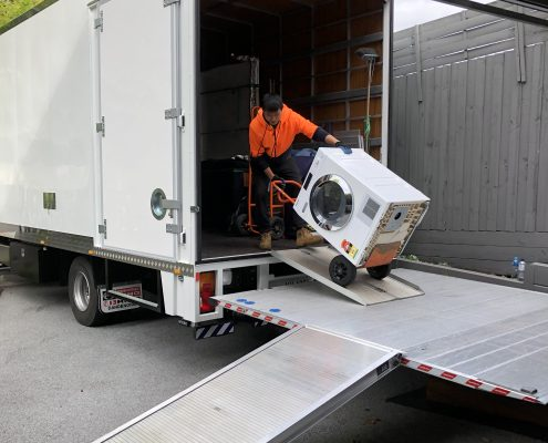 removals and storage Melbourne
