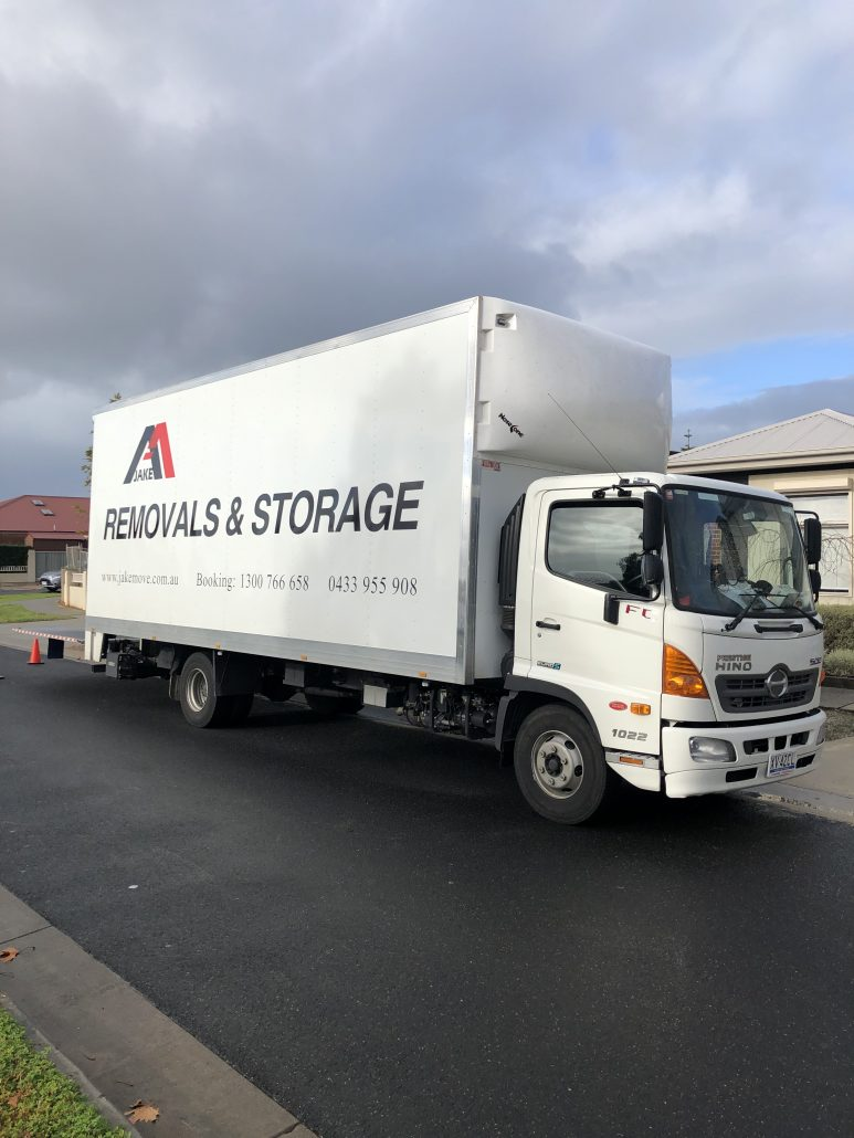 Storage Melbourne Checklist