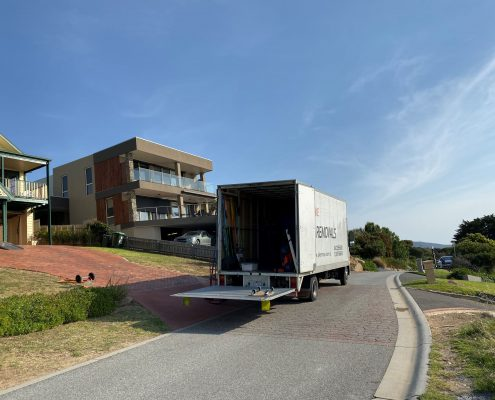 removalists storage Melbourne