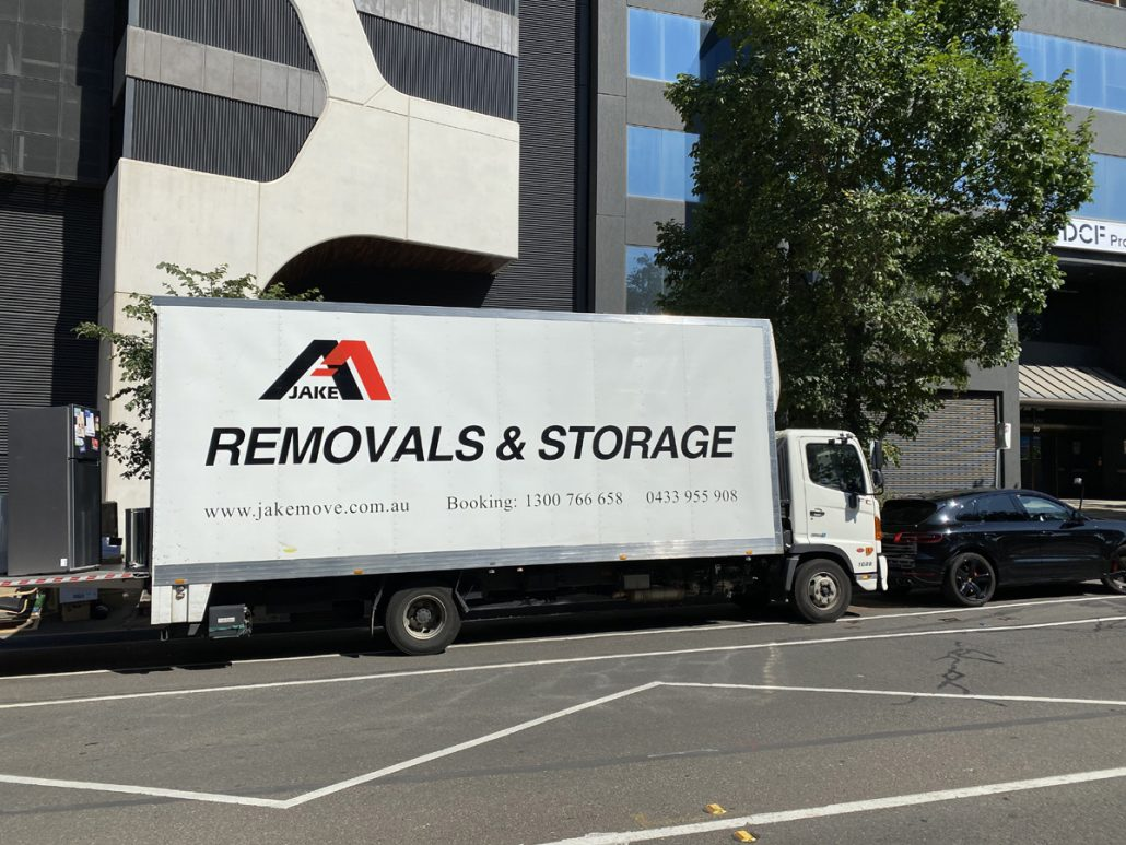 Removals Melbourne