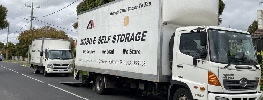 Jake Removals Melbourne Trucks