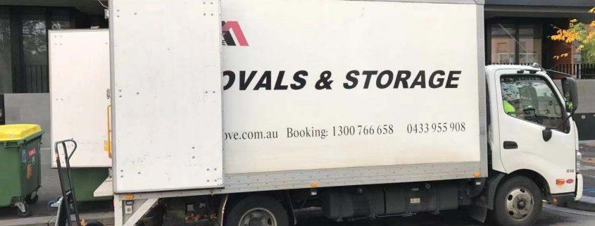 Interstate Moving Melbourne